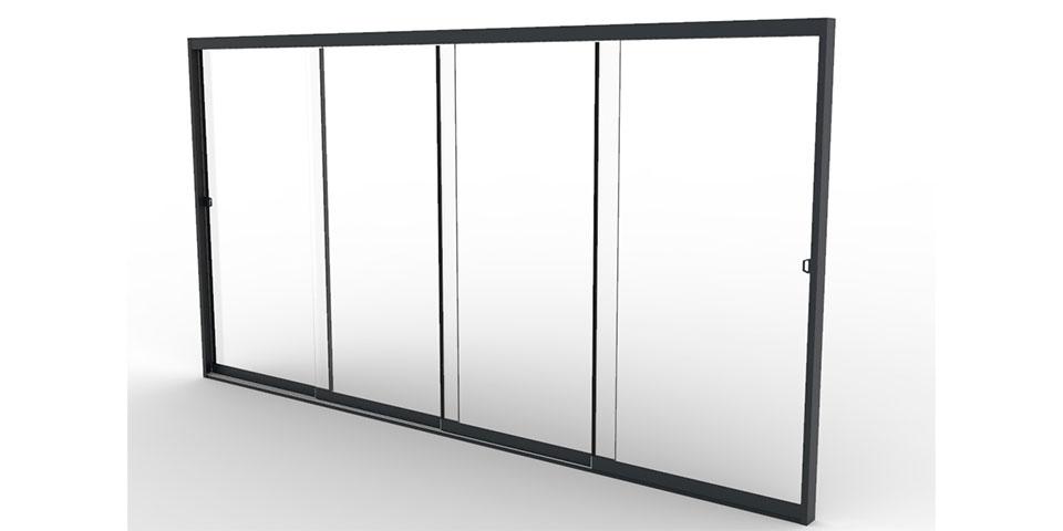 Thema-Glazen-Wanden—AVZ—2—Glazen-schuifwand-RAL-7016(ENT_
